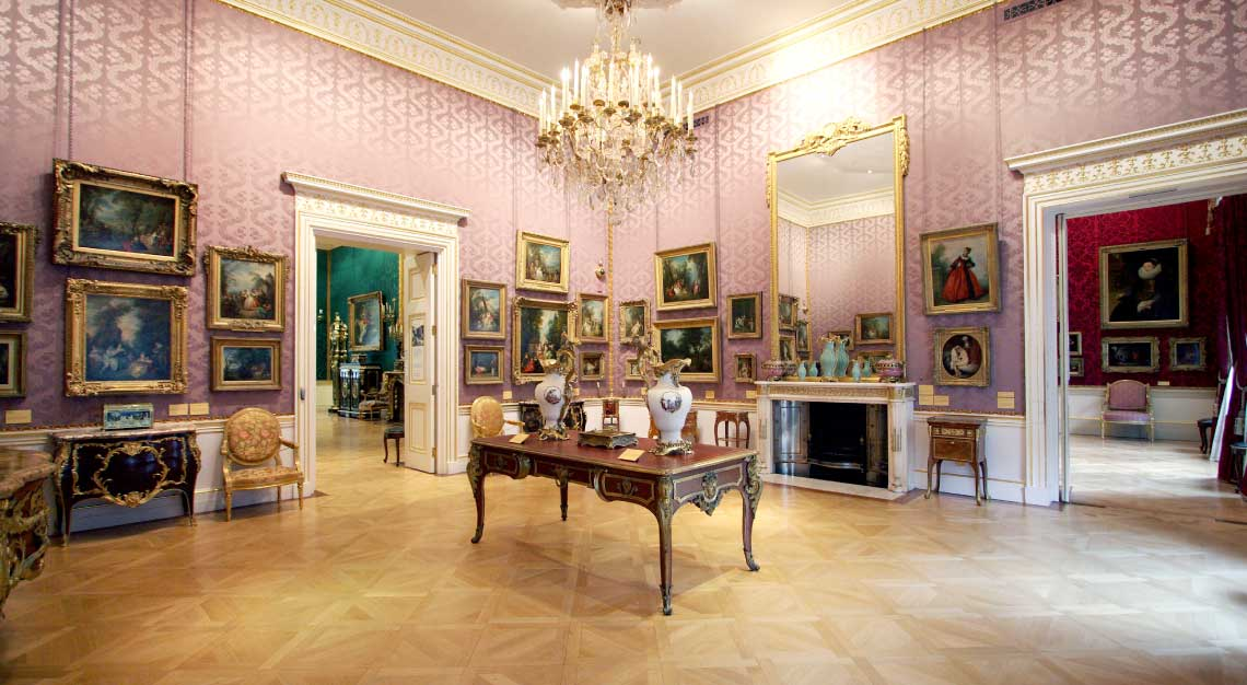 The Small Draw Room at The Wallace Collection