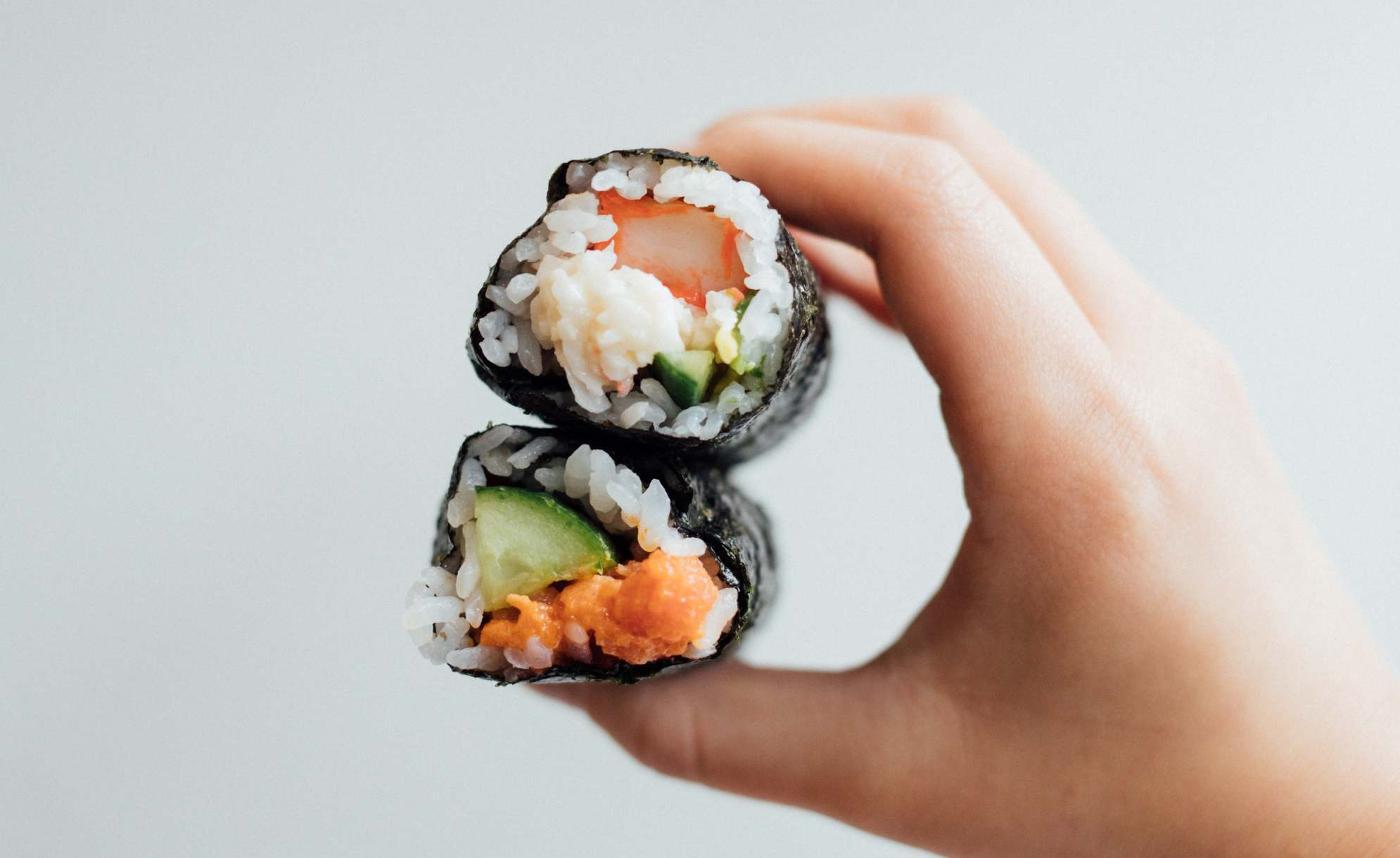 sushi is not from japan