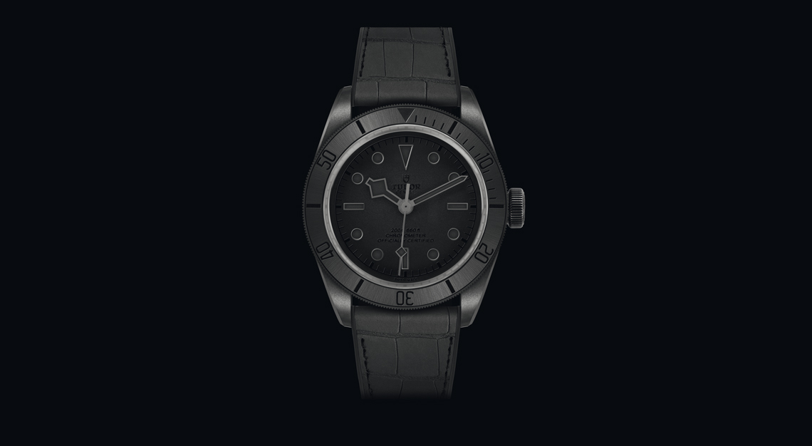tudor, only watch 2019