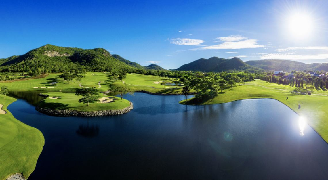 black mountain golf resort, asia's best golf resorts