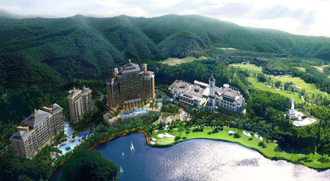 mission hills, asia's best golf resorts