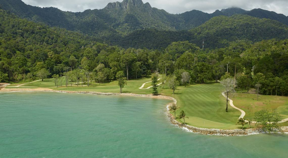 els club, asia's best golf resorts