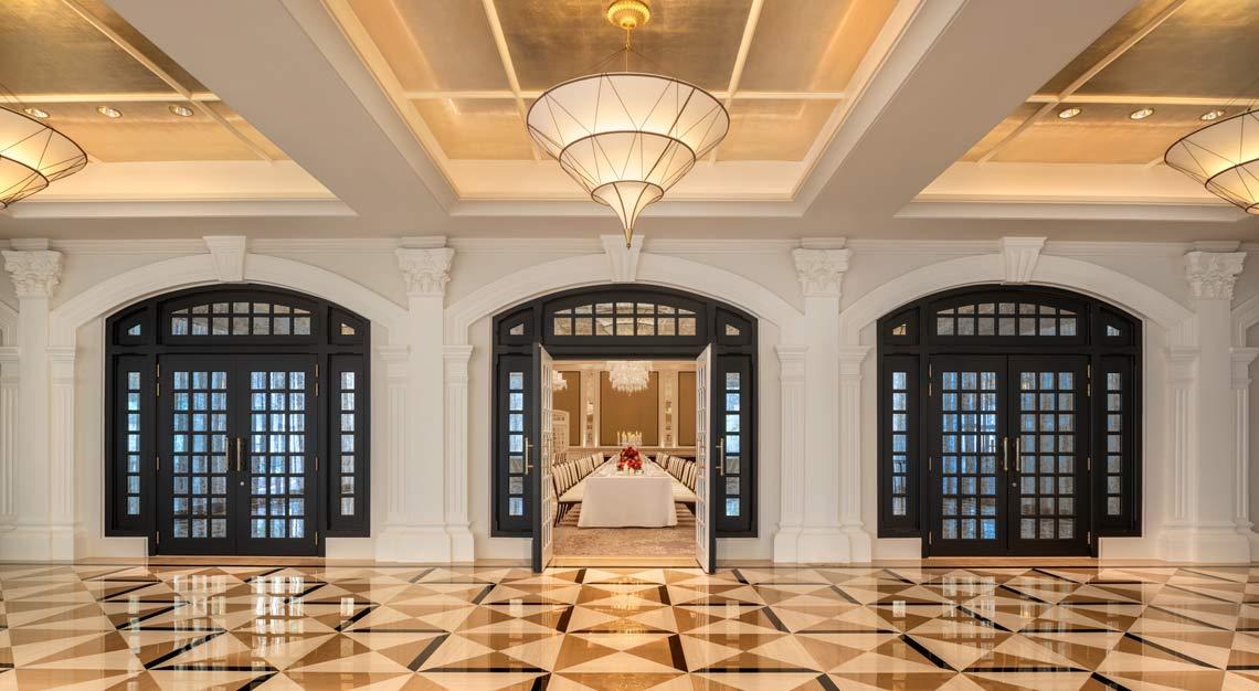 Raffles Hotel, Raffles Arcade