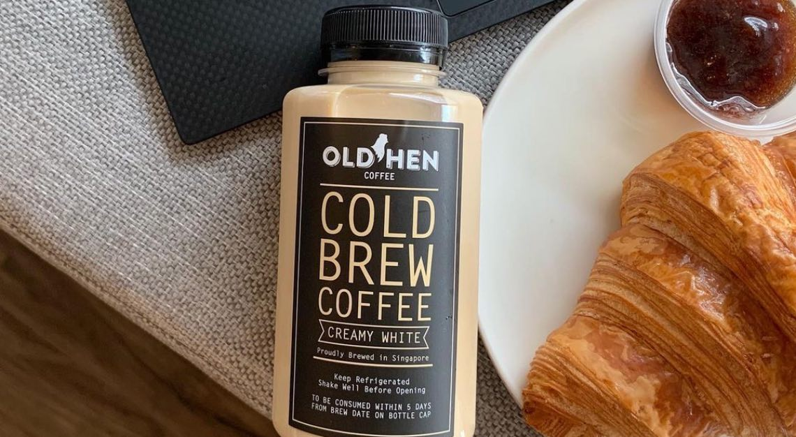 old hen coffee