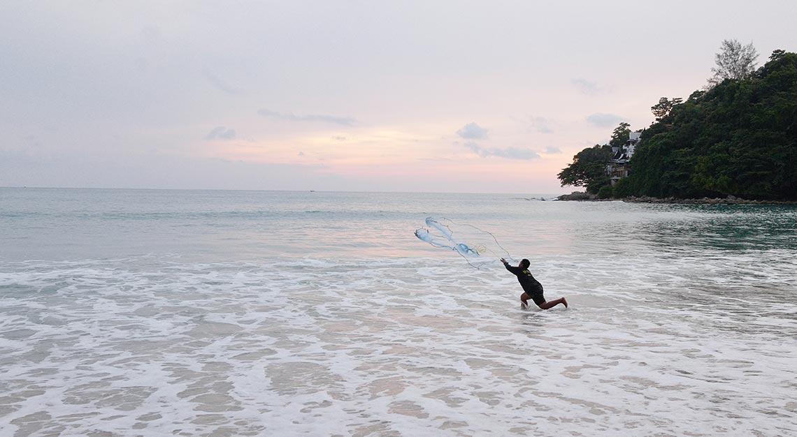 Phuket sea