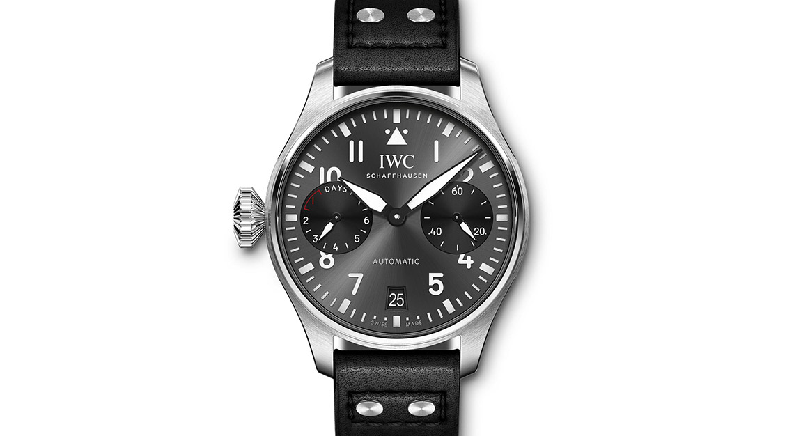 IWC Big Pilot's Watch Edition Right-Hander