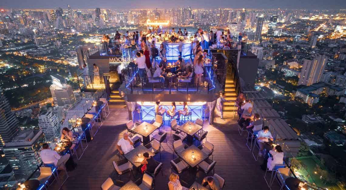 rooftop bars