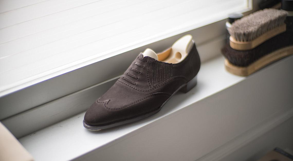 Masaru Okuyama bespoke shoes