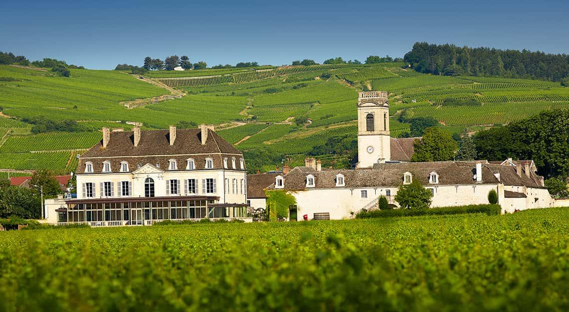 Chateau du Pommard, Michael Baum