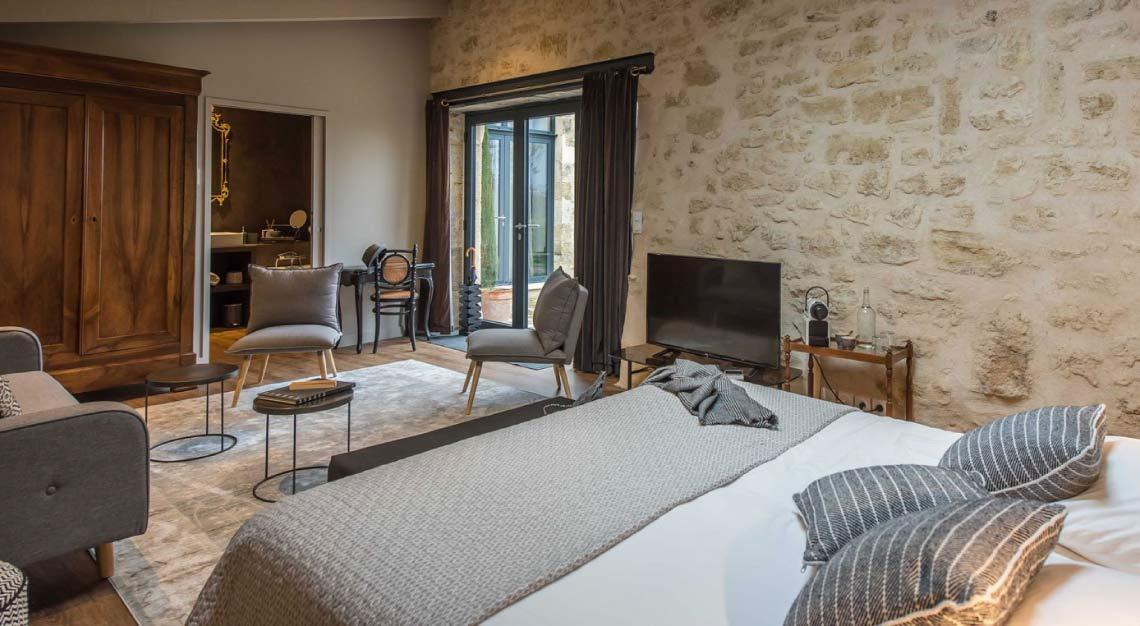 5 Lasserre, France