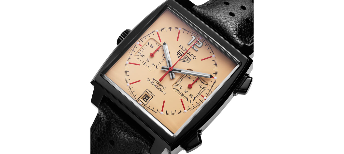 tag heuer monaco the hour glass edition