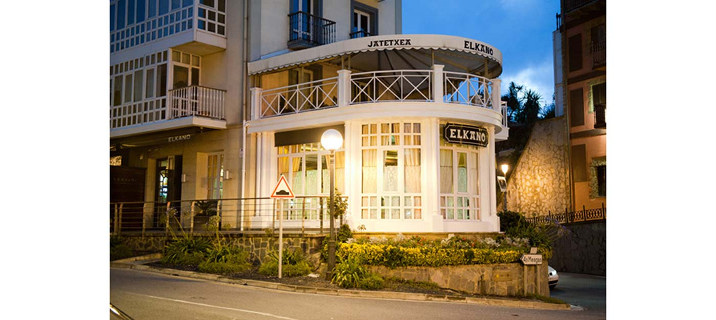 Elkano restaurant, Basque Country