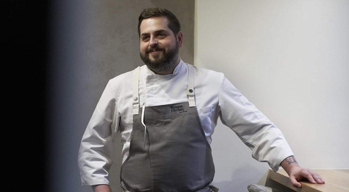 Chef Aitor Jeronimo Orive