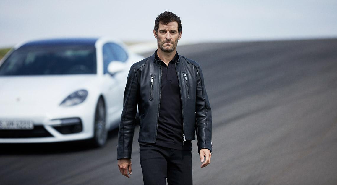 Mark Webber, Porsche X Boss Fall 19 capsule collection