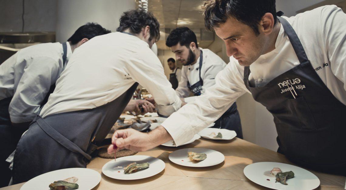 Nerua restaurant, Guggenheim Museum Bilbao
