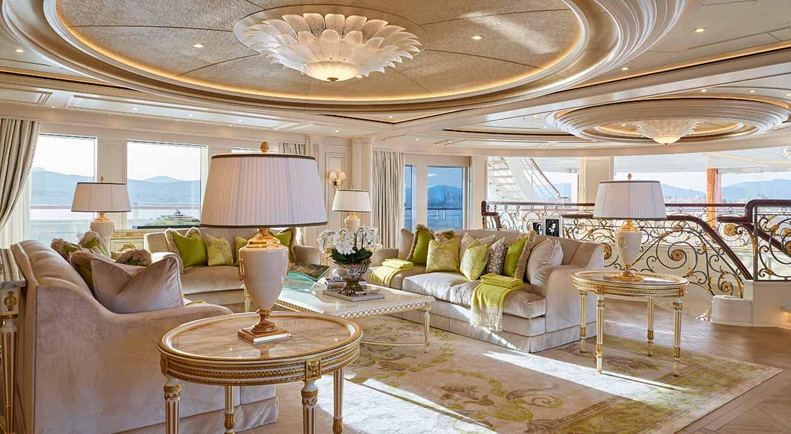 Tis, by Lurssen Yachts