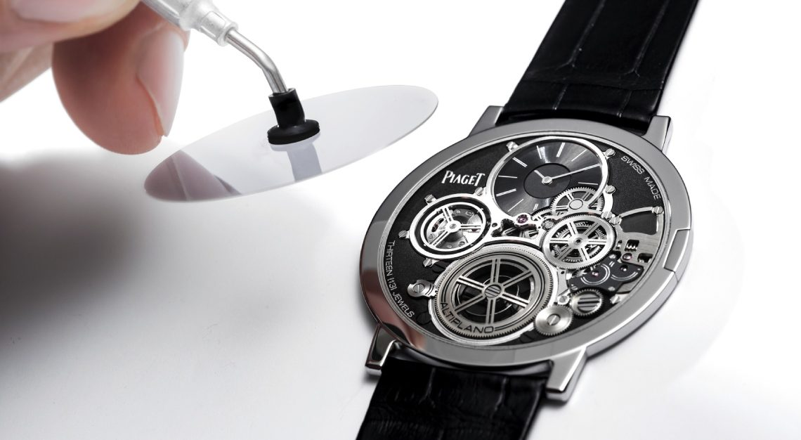 Piaget ultimate
