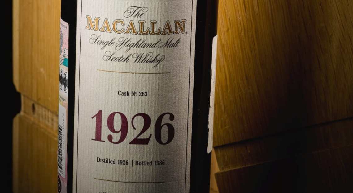 macallan whisky collector