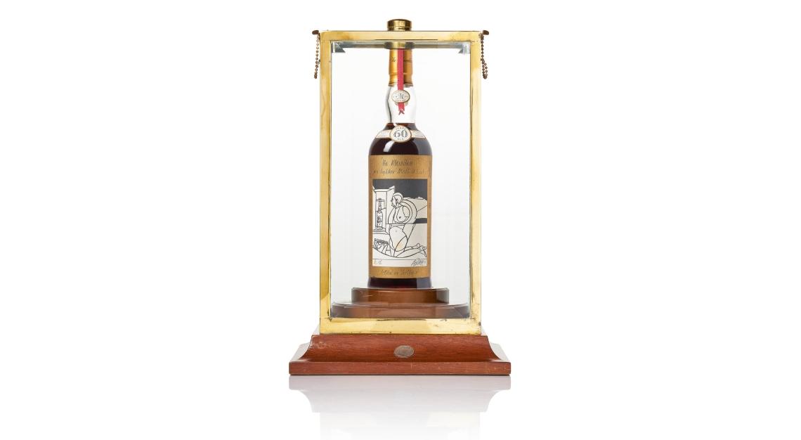 macallan whisky collector