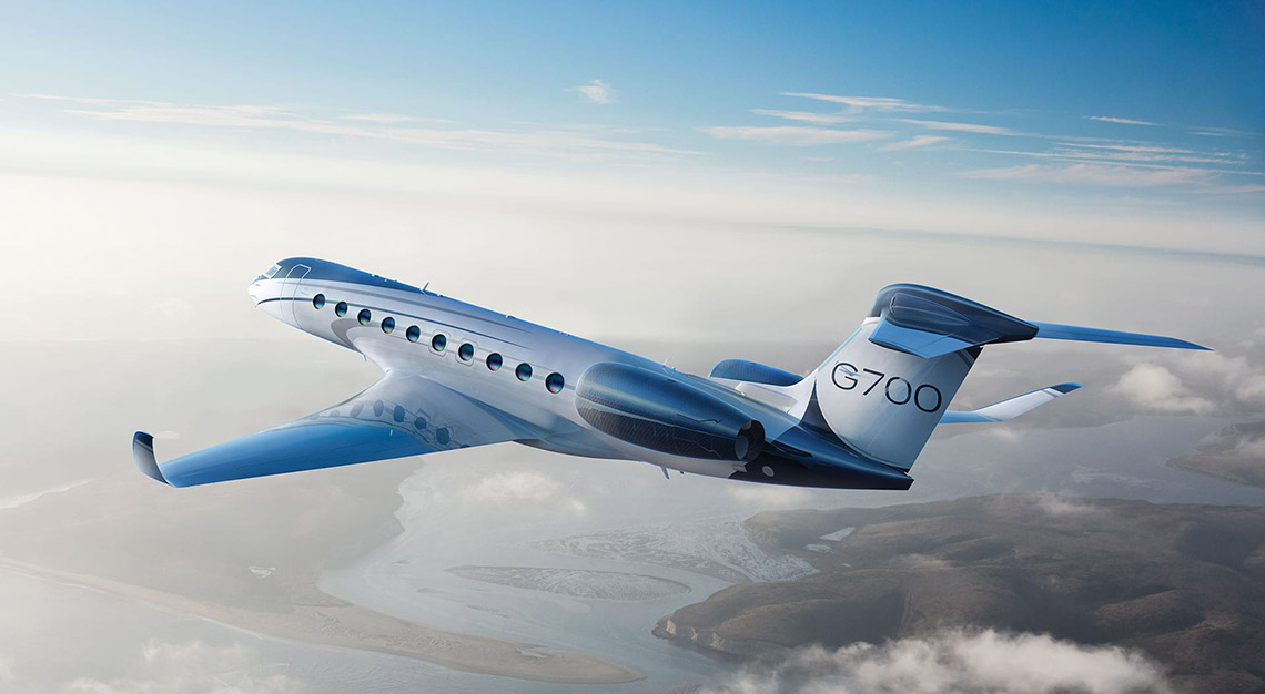 Gulfstream G700