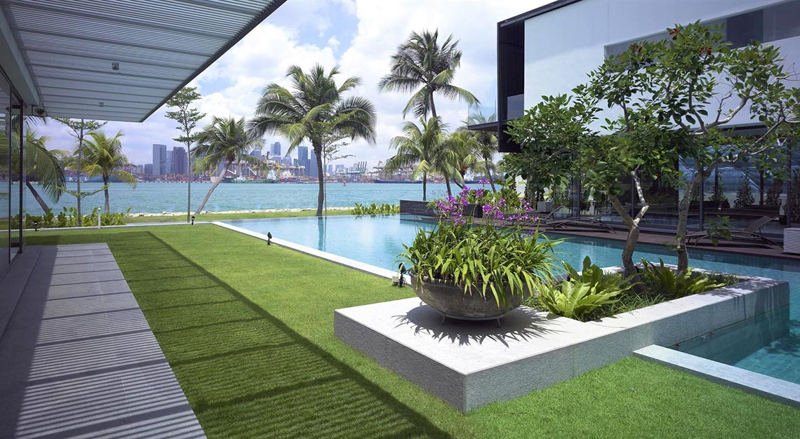 69 Ocean Drive, Sentosa Cove, Singapore