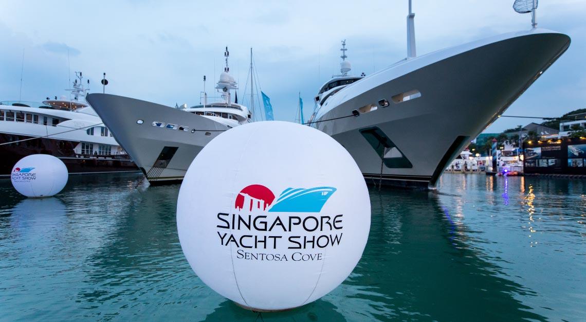 Singapore Yacht Show