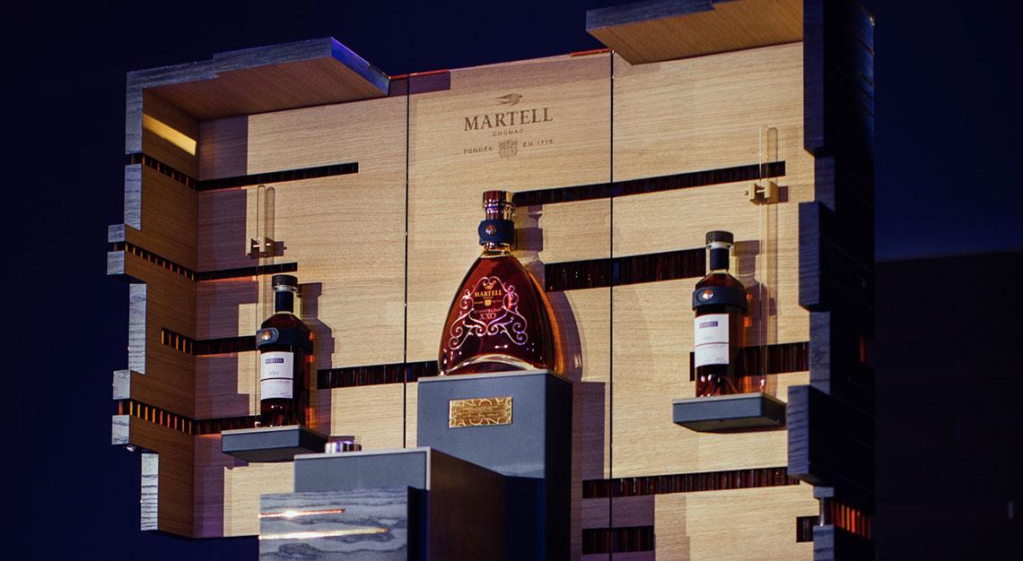 Martell Chanteloup XXO Masterpiece