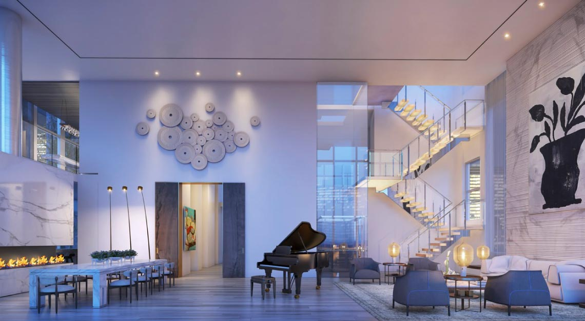 Le Penthouse, New York