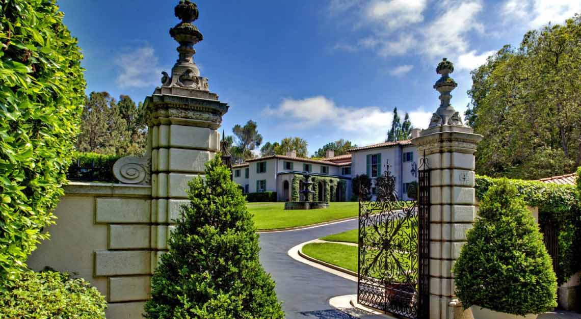 Owlwood Estate, Holmby Hills, California
