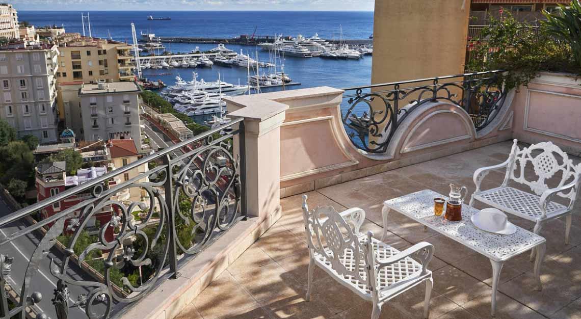 Villa l'Echauguette, Monaco
