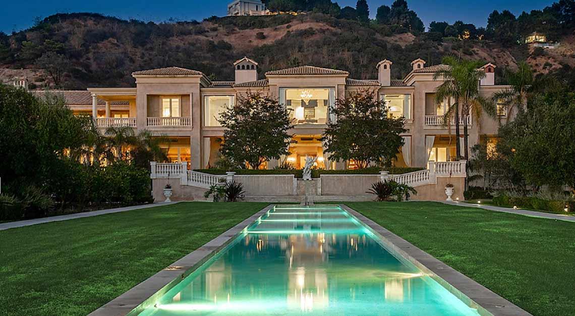 Palazzo di Amore, California