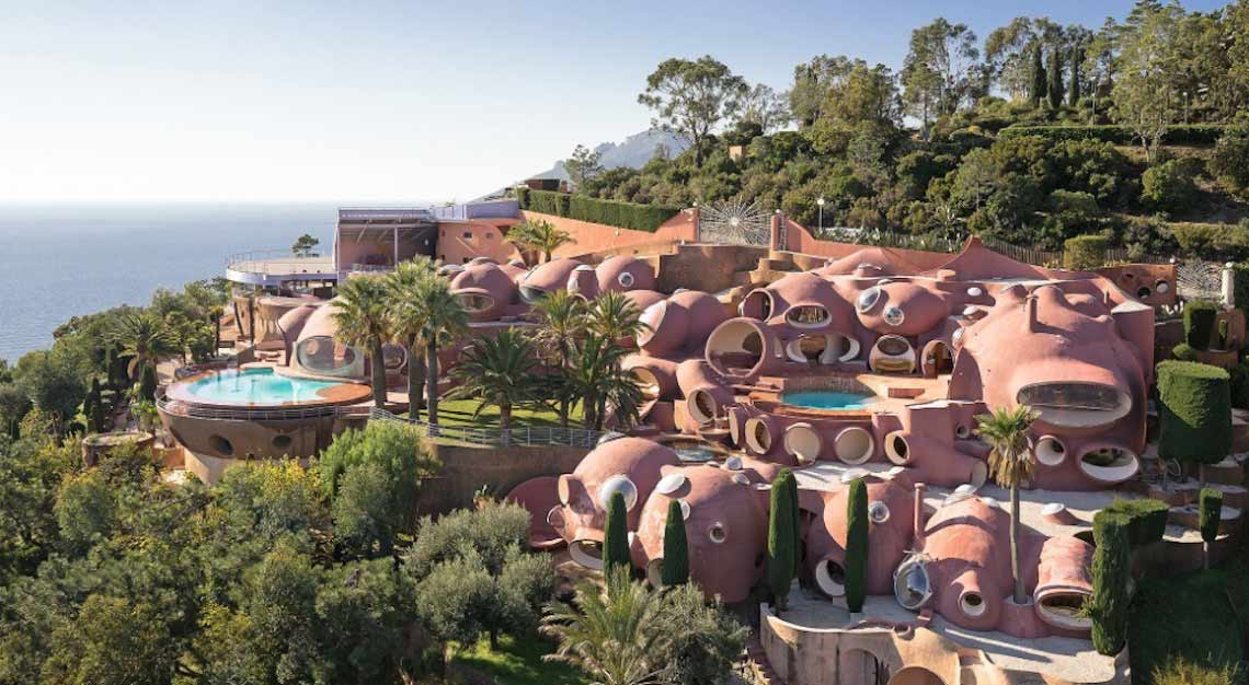 Pierre Cardin's Bubble Palace