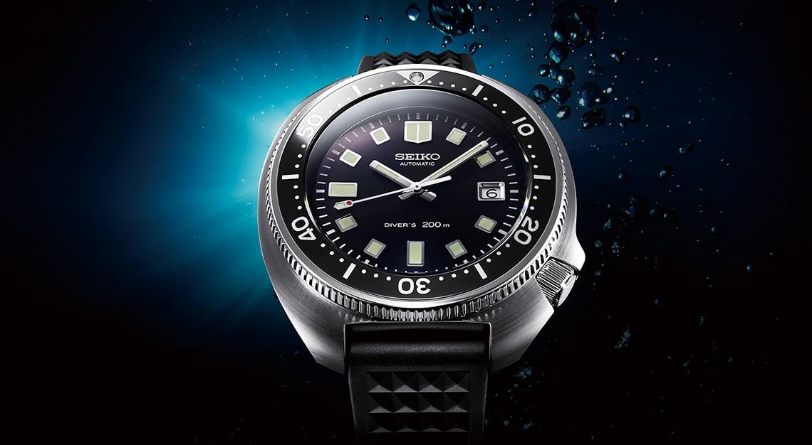 Seiko Prospex Diver