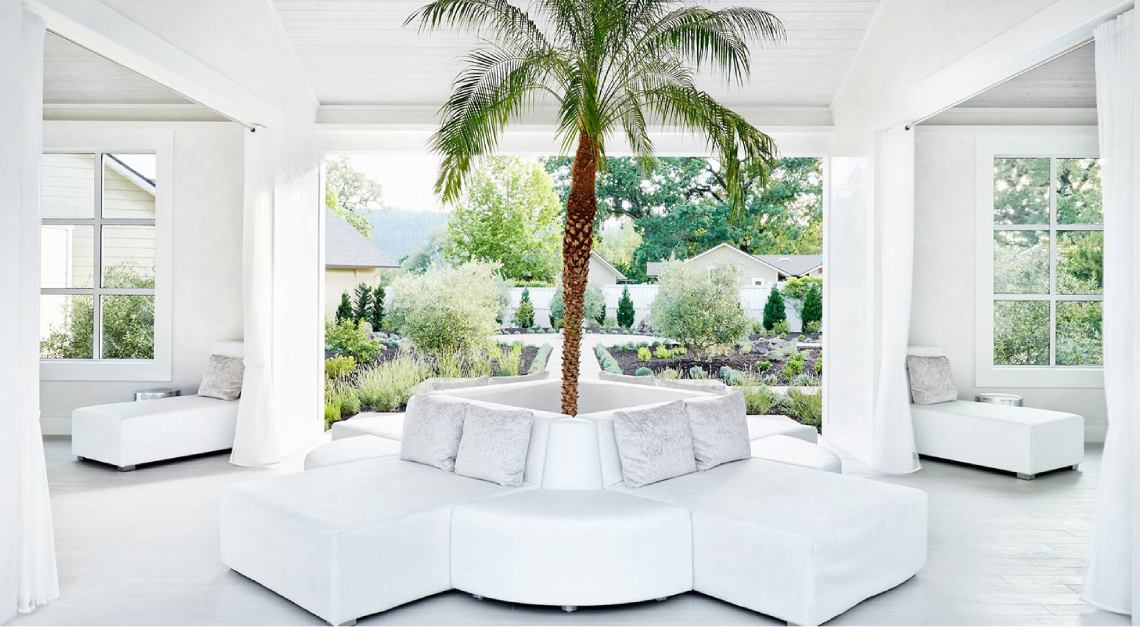 spa at solage in napa valley