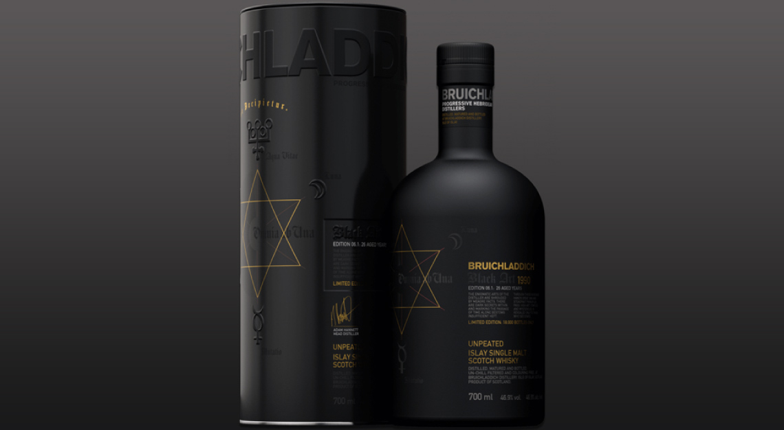 Bruichladdich Black Art 1990, Edition 6.1