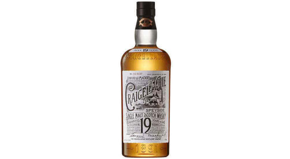 Craigellachie 19 Year Old Single Cask