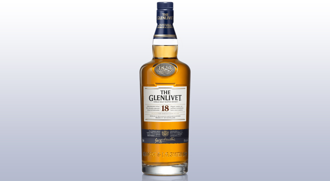 The Glenlivet 18 Year Old