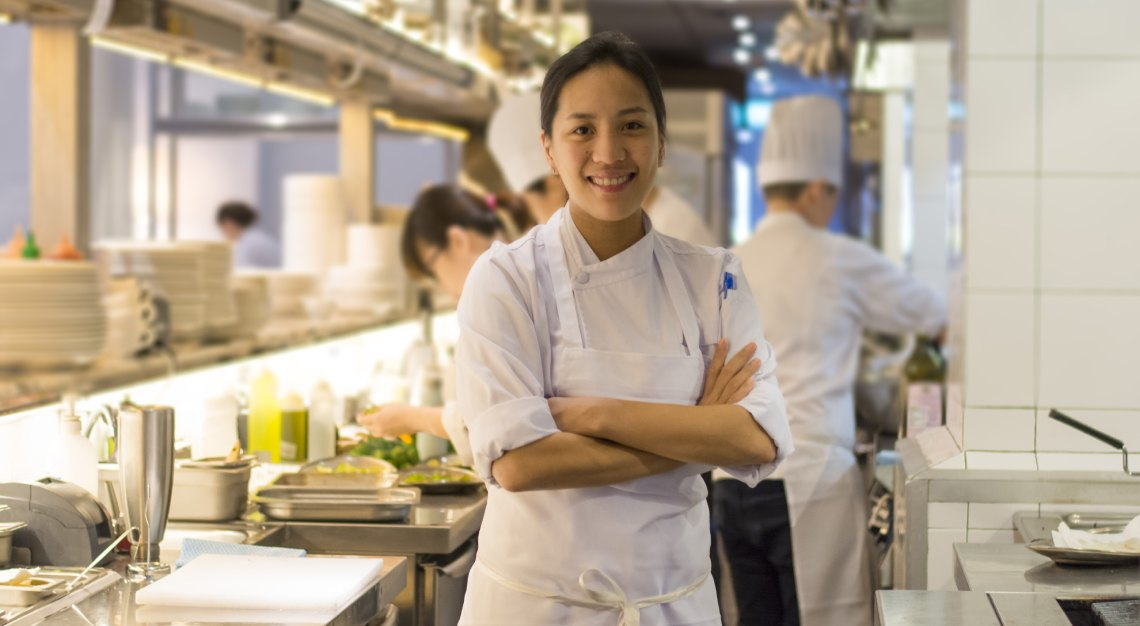 The Dempsey Cookhouse & Bar - Executive Chef Lisa Revilla