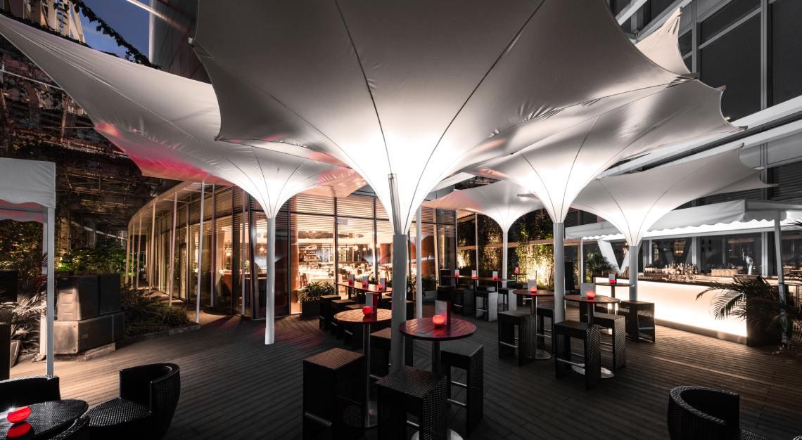 zafferano terrace lounge