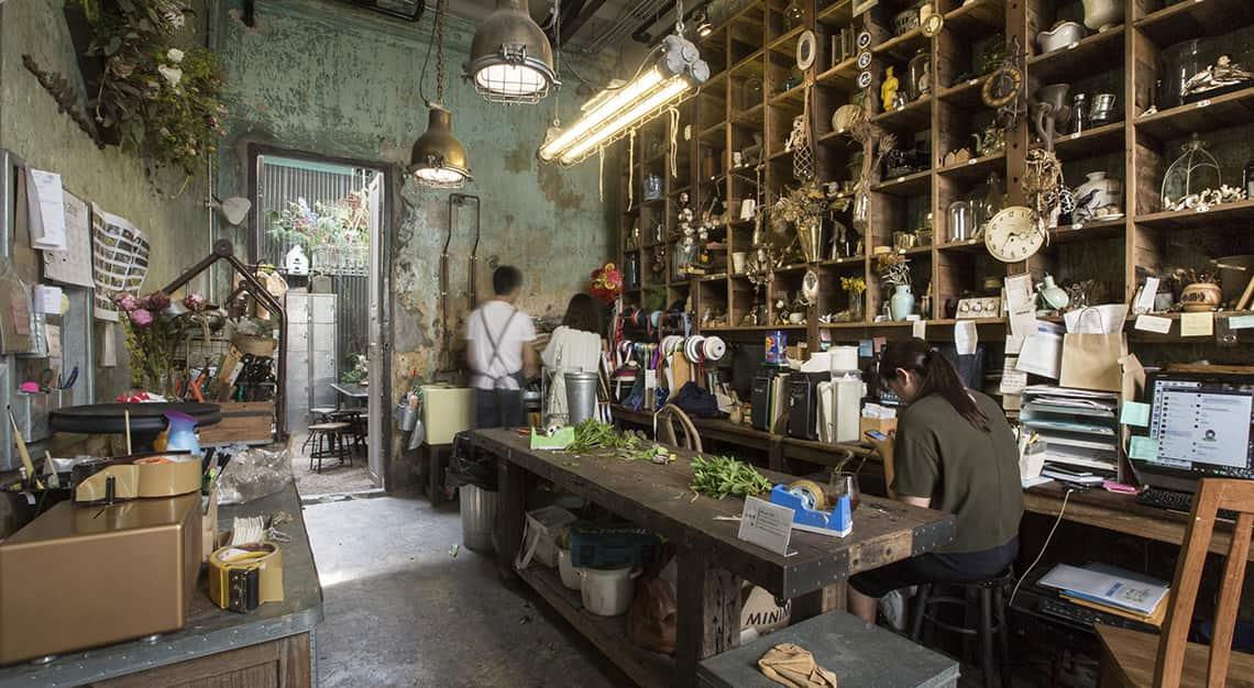 Wallflowers Café