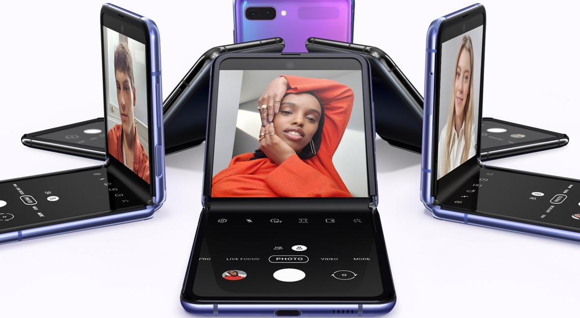 Samsung's Galaxy Z Flip