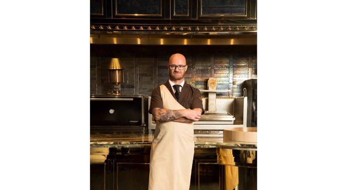 Remy Lefebvre, Chef de Cuisine at Butcher's Block, Raffles Singapore