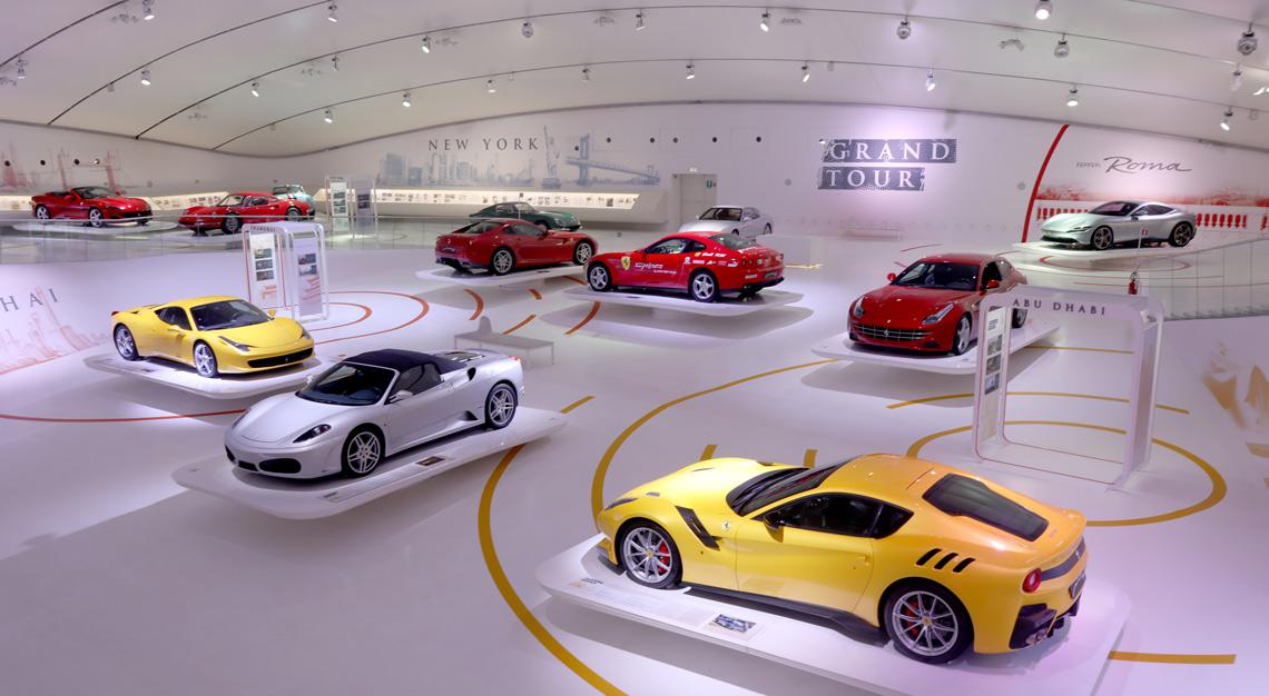Ferrari Grand Tour