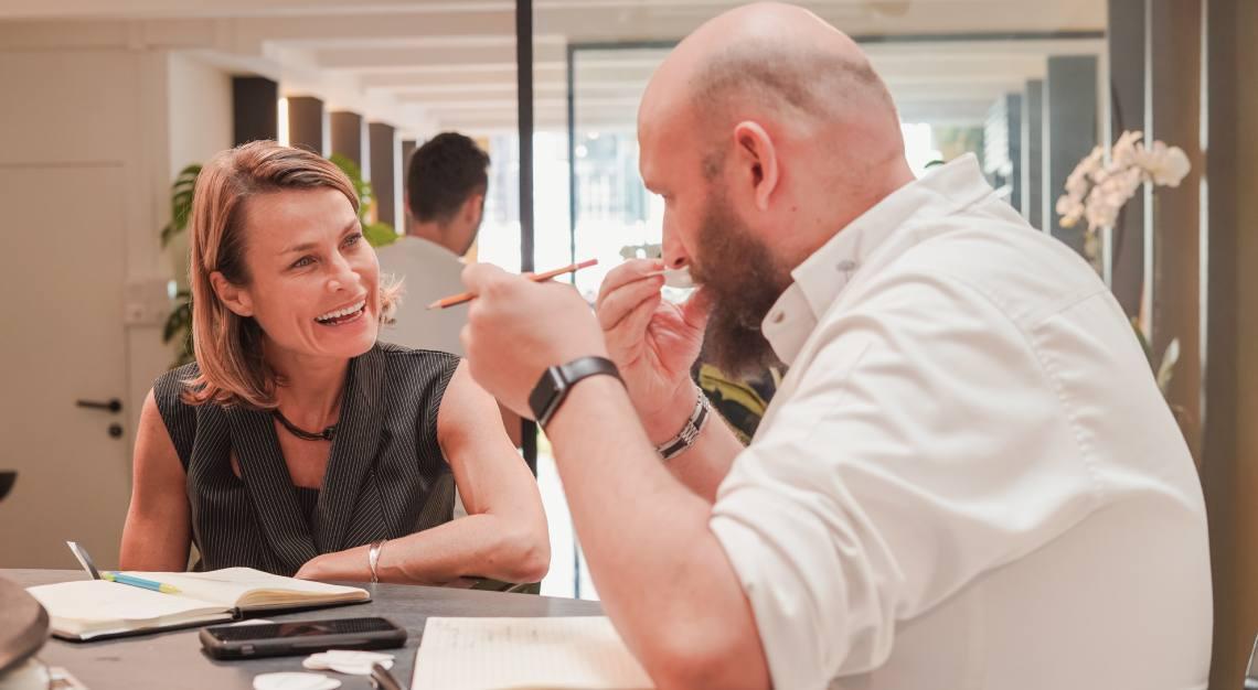 scent and savour jag restaurant