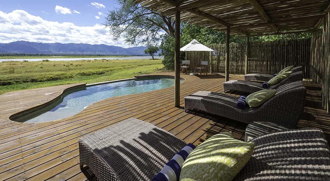 Rukomechi Camp, Zimbabwe