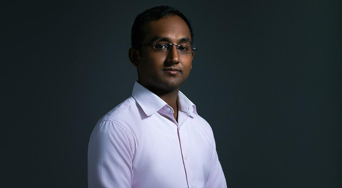Veerappan Swaminathan