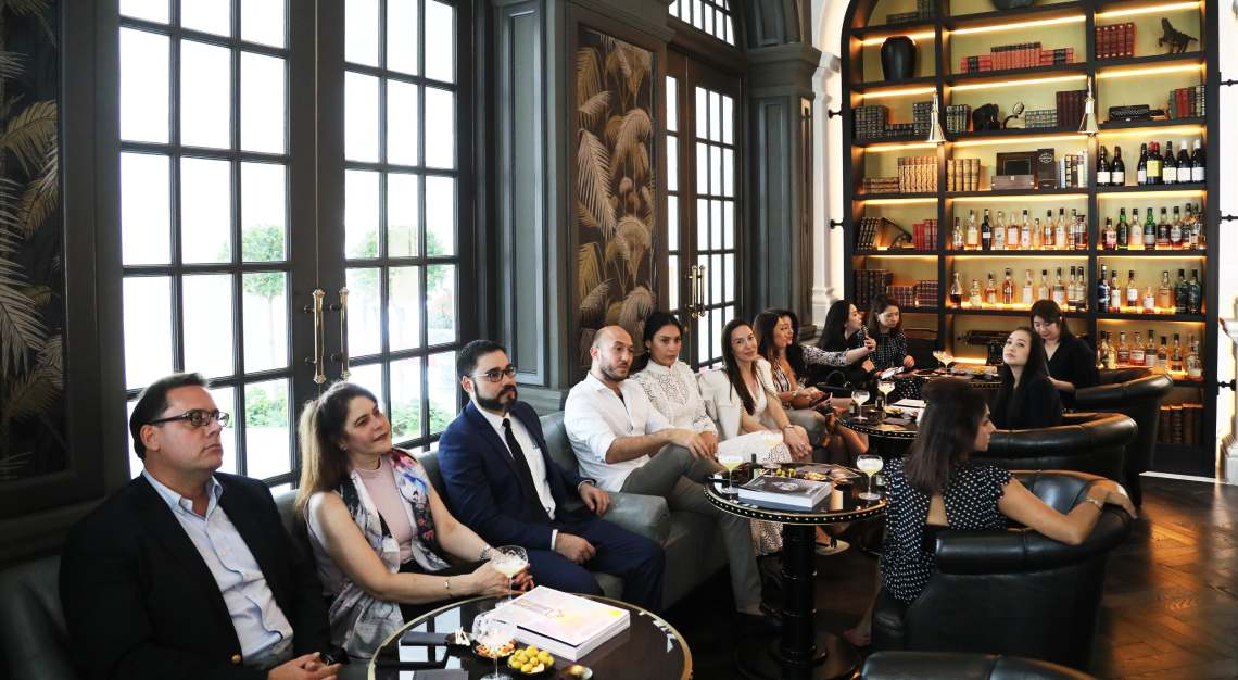 Robb Report - Thought Leaders Art Appreciation Event
