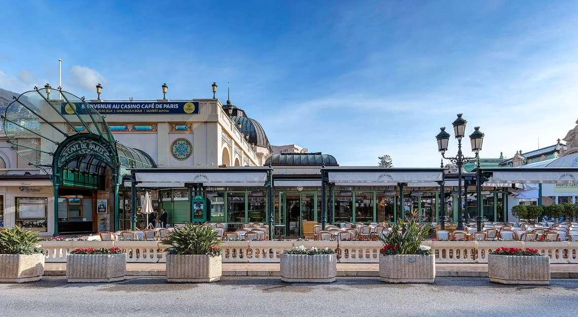 Café de Paris Monte-Carlo