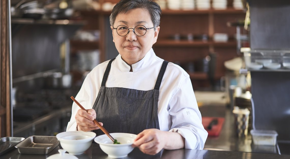 Korea Hansikgonggan Chef Cho
