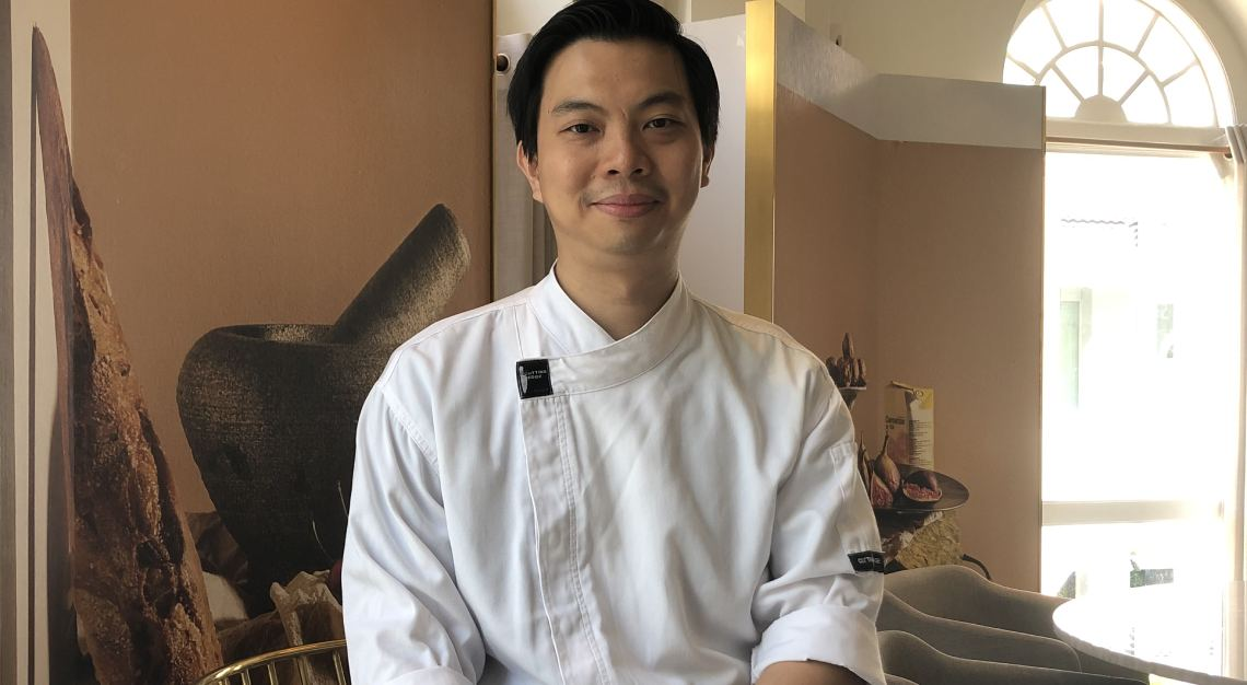 SPRMRKT Group Head Chef Marc Wee